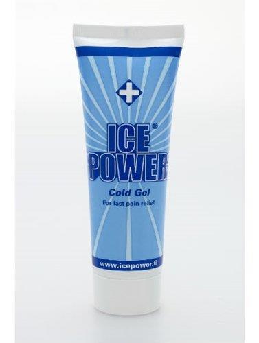 ICE POWER ג'ל מקרר לשיכוך כאבים 150 מל