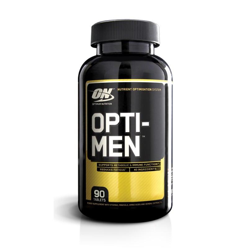 Optimum Nutrition Opti-Men 90 כדורים