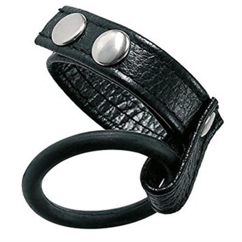 COCKRINGS טבעת כולל רצועת עור