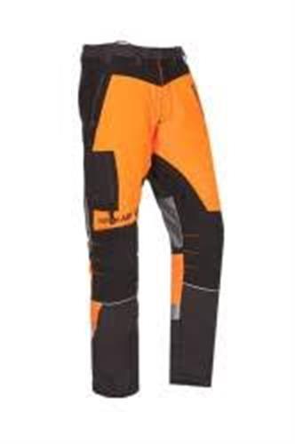 מכנסי מגן לטיפוס SIP  CANOPY W-AIR EN 381 כתום