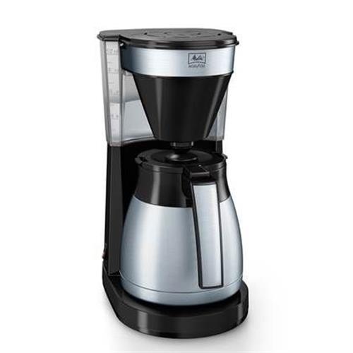 מכונת קפה פילטר Melitta Easy Top Therm Steel מליטה