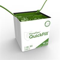 קוביית קוקוס דחוס + עציץ חד פעמי פלורה פלקס Floraflex QUICKFILL