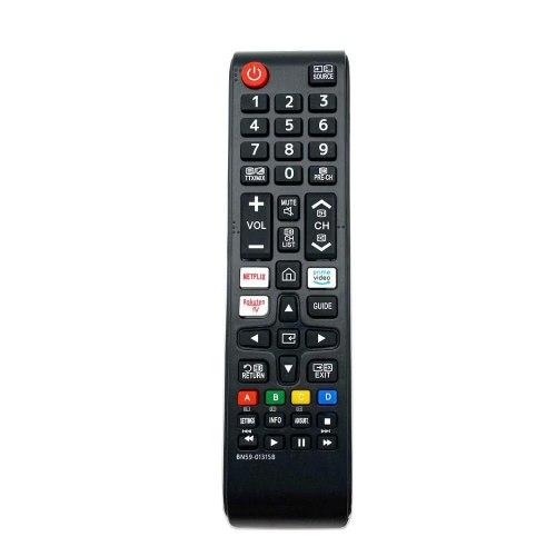 שלט לטלויזיה SAMSUNG  עם כפתור נטפליקס