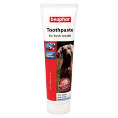 משחת שיניים בטעם כבד 100 גרם (beaphar)