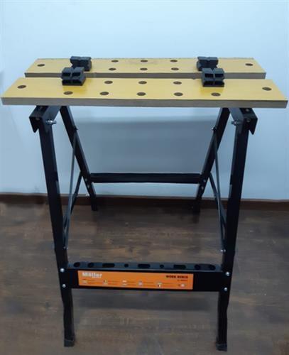 שולחן עבודה למלחציים מבית MOLLER GERMANY