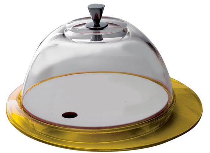 קופסת פעמון GLAMOUR צהוב