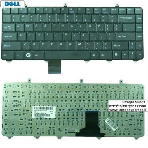 החלפת מקלדת למחשב נייד דל Dell Vostro 1220 Laptop Keyboard R339P