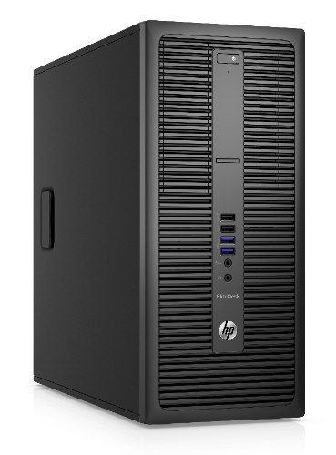 מחשב נייח HP 800 G2 i7-6700 / 8GIGA / 240SSD+500GB/WIN10PRO ED TWR T4J95ES