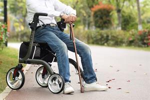 רולטור 4 גלגלים, קל משקל Easy