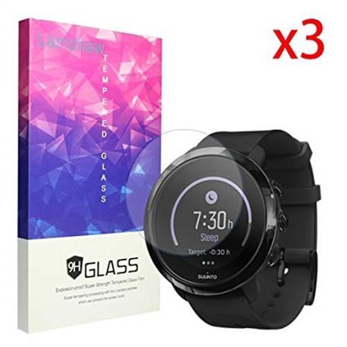 מגן זכוכית לשעון Suunto 3 Fitness  - סט 3 יחידות