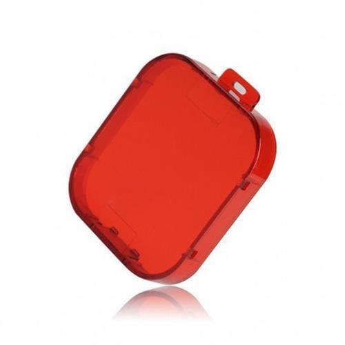 מסנן, פילטר, אדום בהיר מפלסטיק ל SJ4000