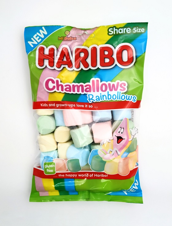 Haribo Marshmallow Reinbollows