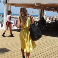 סט טוליפ צהוב