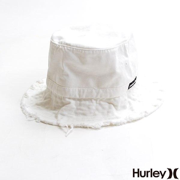 W FRAY BUCKET HAT