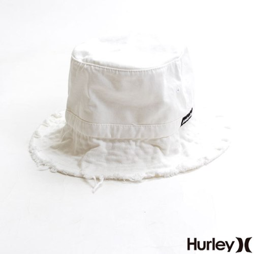 W FRAY BUCKET HAT