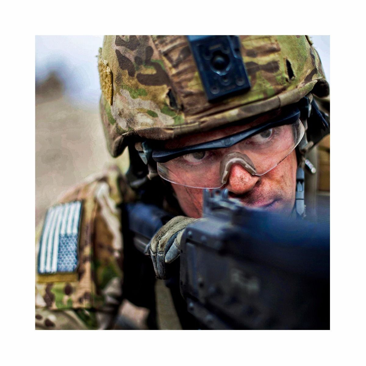 משקפי מגן בליסטיות 2 עדשות  Revision SAWFLY Military Eye-wear System