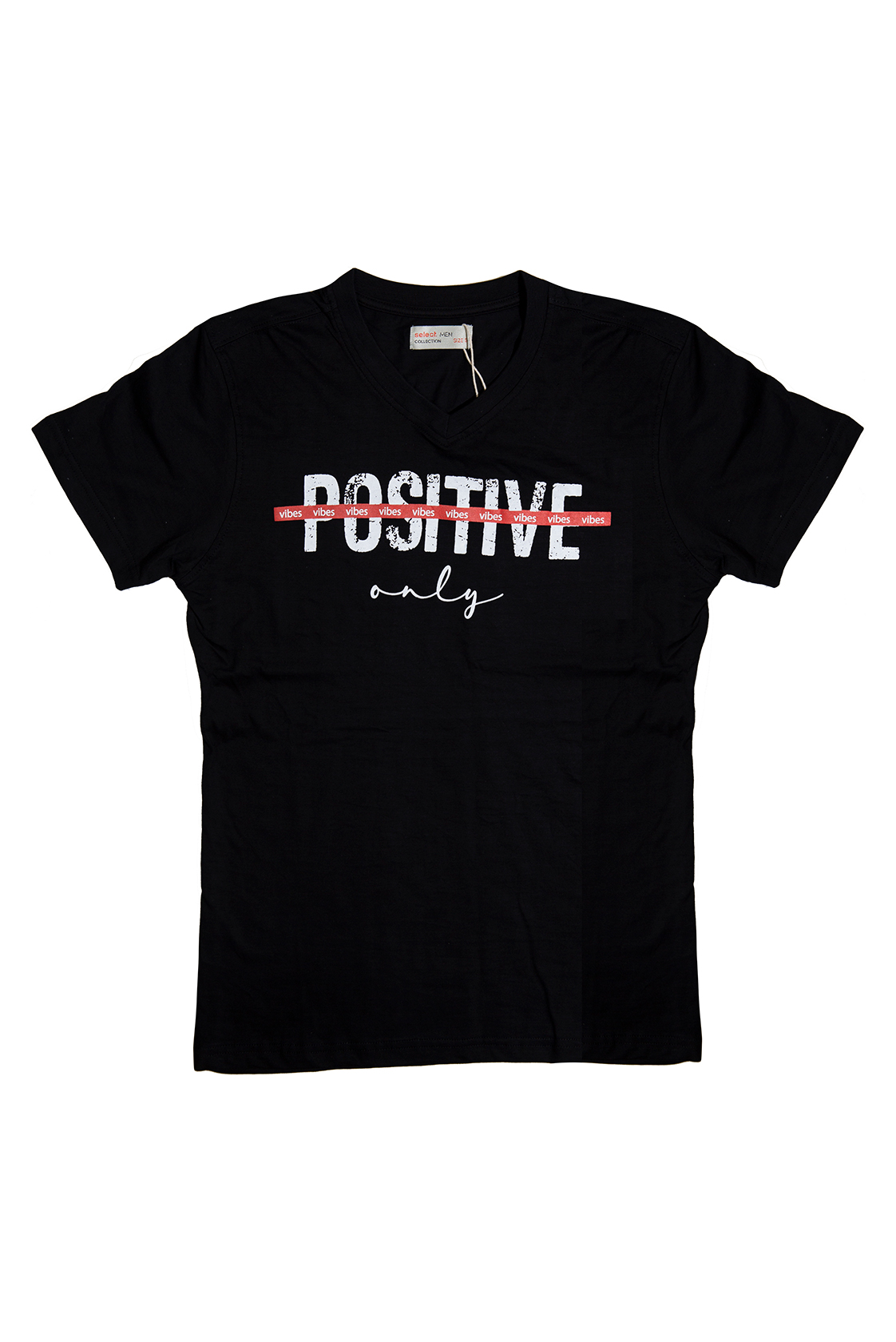חולצת גברים POSITIVE