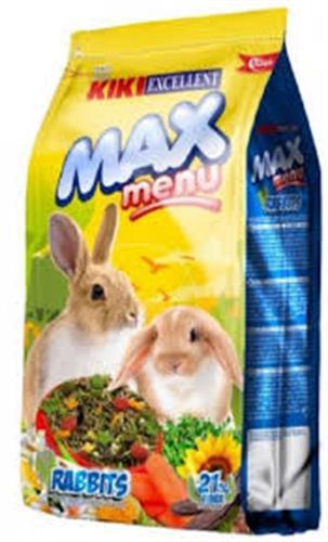 """מזון קיקי לארנבות 5 ק""""ג"""