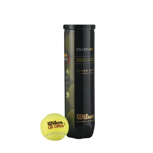 קופסת כדורי טניס Wilson US Open Regular Duty