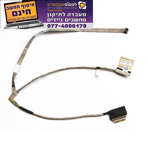 כבל מסך למחשב נייד דל Dell Inspiron 3521 3537 5521 V2521D 5535 5537 0DR1KW LCD LVDS CABLE DC02001MG00