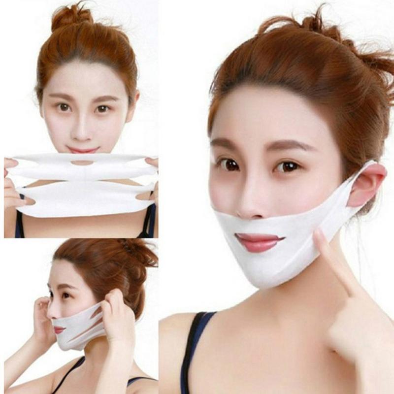 מסיכת הפלא V -  למיצוק והרזיית עור הפנים