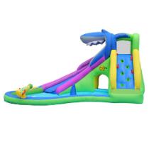 מתקן קפיצה ומים מועדון הכריש - Happy Hop - קפיץ קפוץ