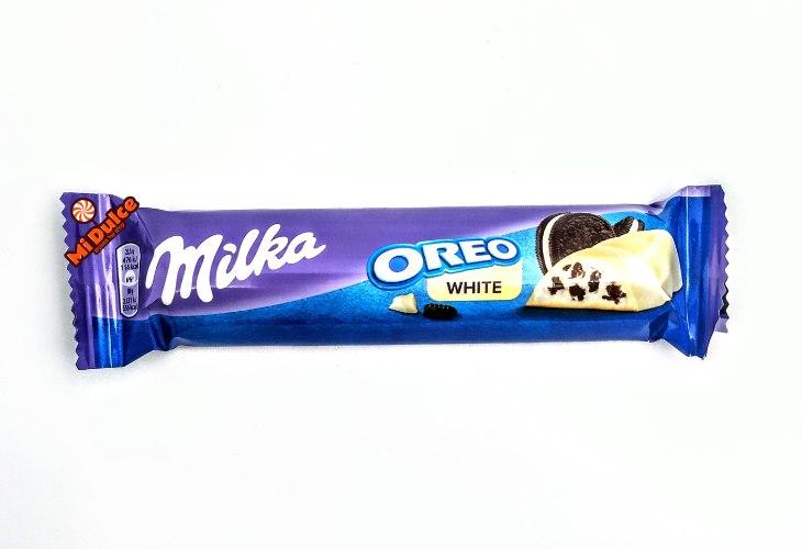 שוקולד מילקה אוראו לבן