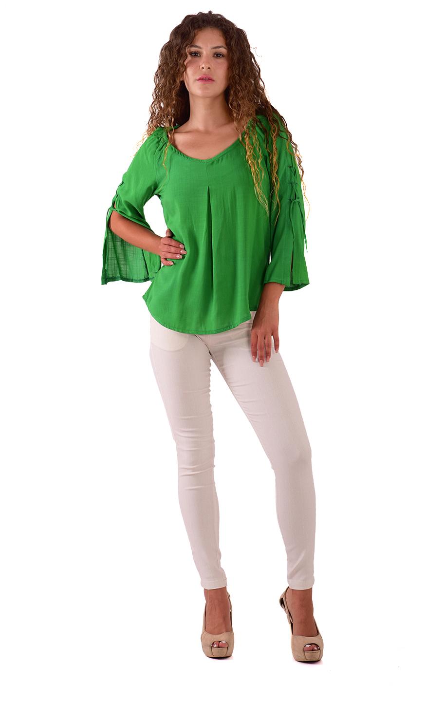 חולצה מלי ירוק