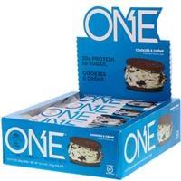 חטיף חלבון או יה וואן - חבילה OH YEAH! ONE BAR (BOX OF 12)