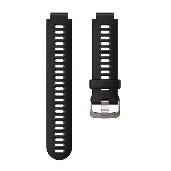 רצועה מקורית לשעון Garmin forerunner 735 שחור