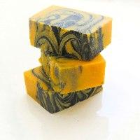 סבון גזר, אובליפיכה ופחם פעיל בריח מנטה מרענן
