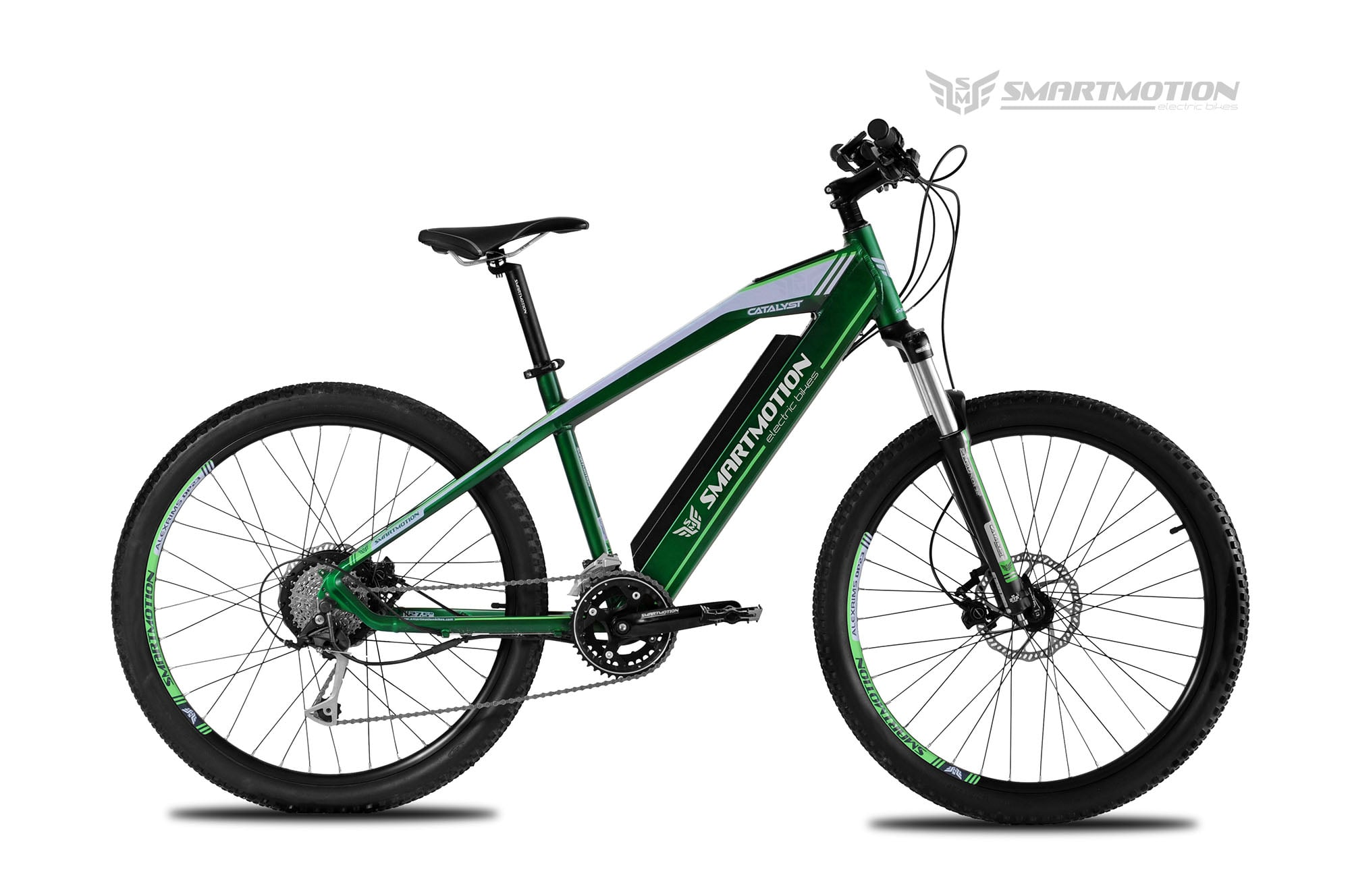 אופני הרים חשמליים SMARTMOTION