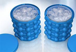 מתקן להכנת קרח ושמירת בקבוקים קרים