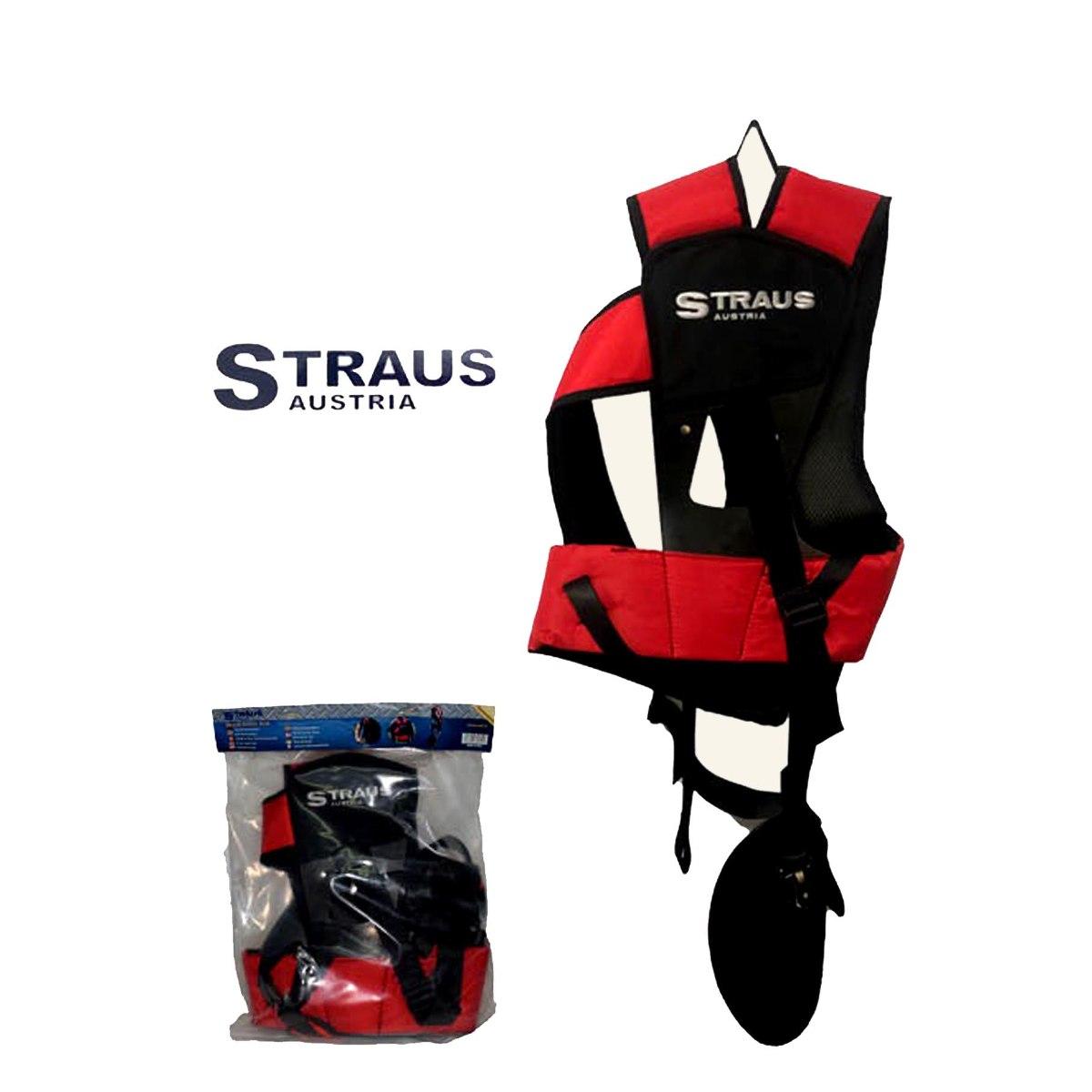 אפודה אורתופדית לחרמש וכלים מוטוריים של חברת Straus Austria