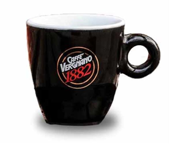 כוס מג פורצלן ורניאנו -Caffe Vergnano 1882