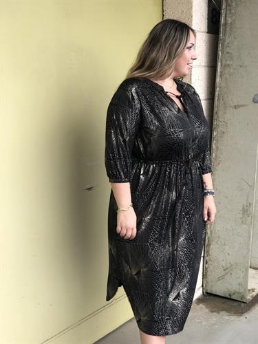שמלת קלואי זהב
