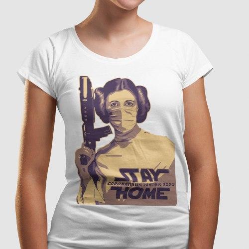 חולצת טי Stay Home