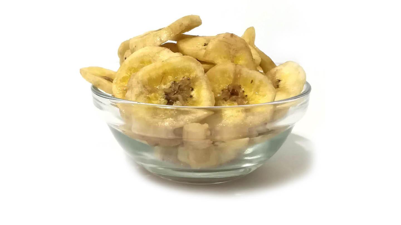 בננה צ'יפס 100 גרם