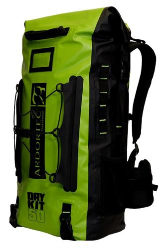 תיק גב-AT104 PYTHON BACK PACK - LIME 50L