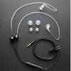 שחור - אוזניות אוויר להגנה מירבית מפני קרינה