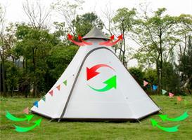 אוהל טיפי TIPI TENT