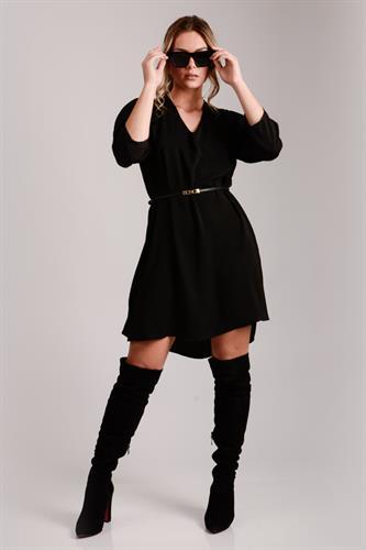 שמלת מיה שחורה