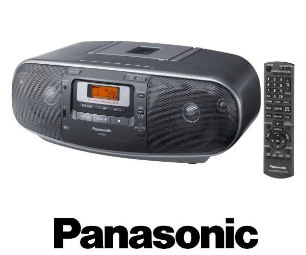 Panasonic רדיו דיסק דגם RXD55