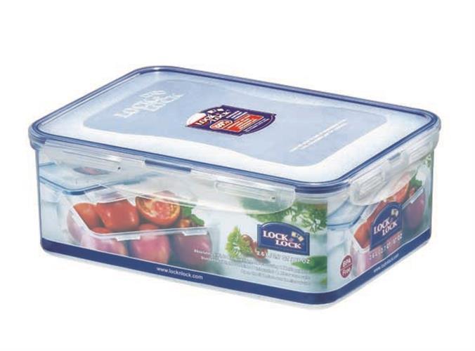 קופסא מחולקת לאחסון מזון- 2.6 ליטר/87 גרם