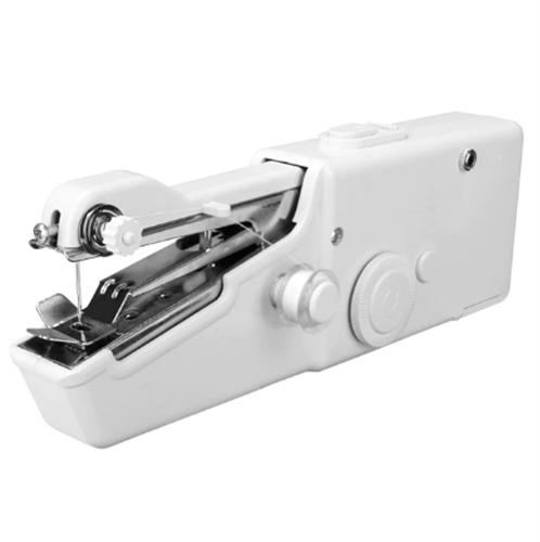מכונת תפירה מיני ניידת אלחוטית - כלי תפירה איכותי עם עיצוב קומפקטי