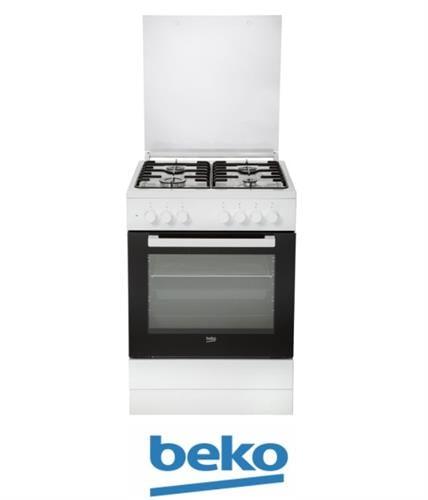 beko תנור משולב דגם FSE62120DWDSL