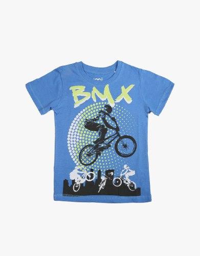 חולצה טריקו BMX