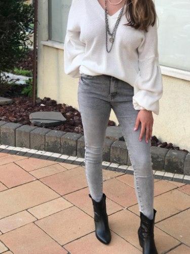 ג'ינס היידי סקיני