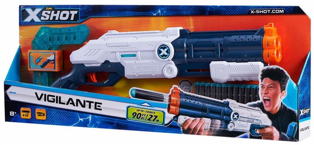 רובה אקס שוט-ויגילנטה דור 2