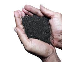 רקבובית הומוס תולעים 100% דשן אורגני 1 ליטר – לאדמה פוריה